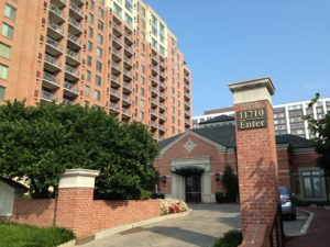 The Sterling condos in Rockville