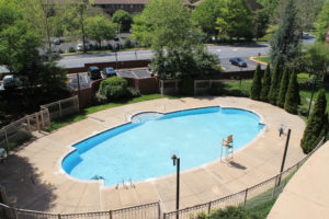 The Fallswood pool