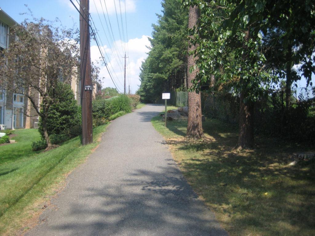 Bethesda Trolly Trail