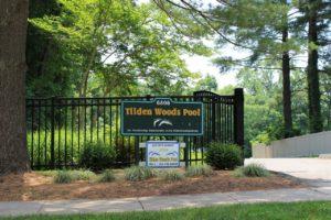 Tilden Woods pool