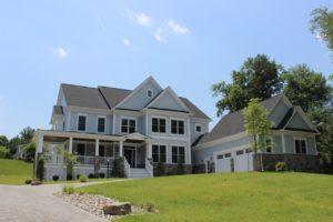 Tilden Woods in Rockville, Maryland