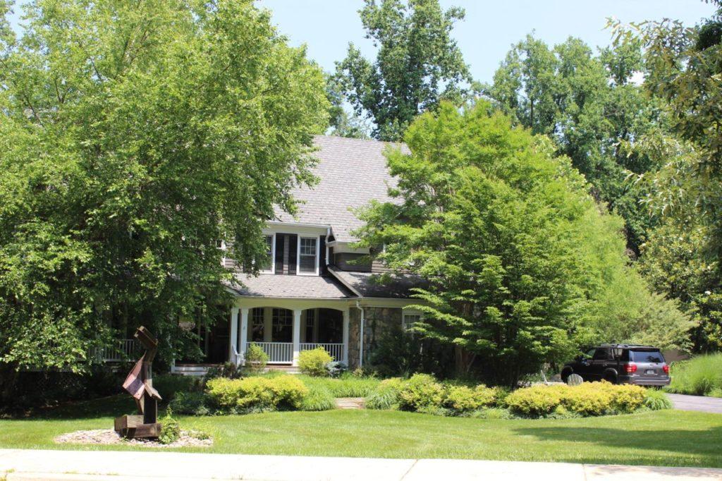 Tilden Woods subdivision