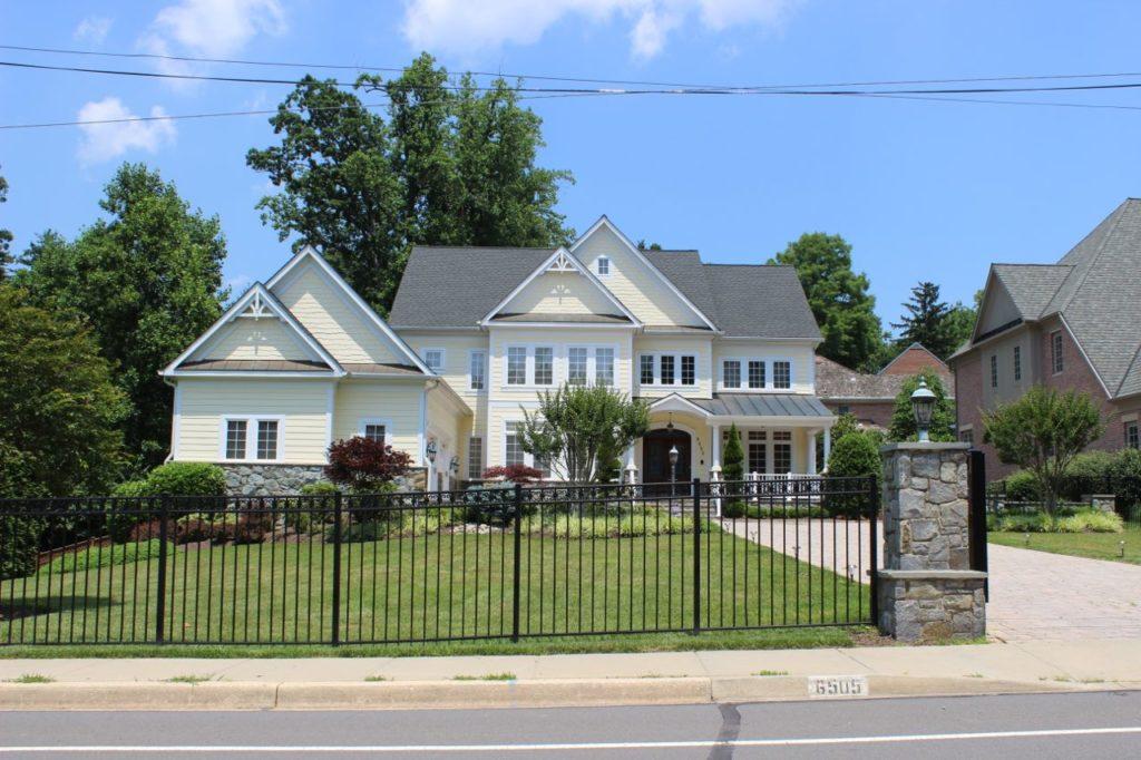 gated home in Tilden Woods