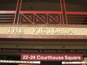 The Victoria condos in Rockville