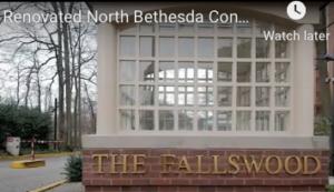 Fallswood condo in North Bethesda