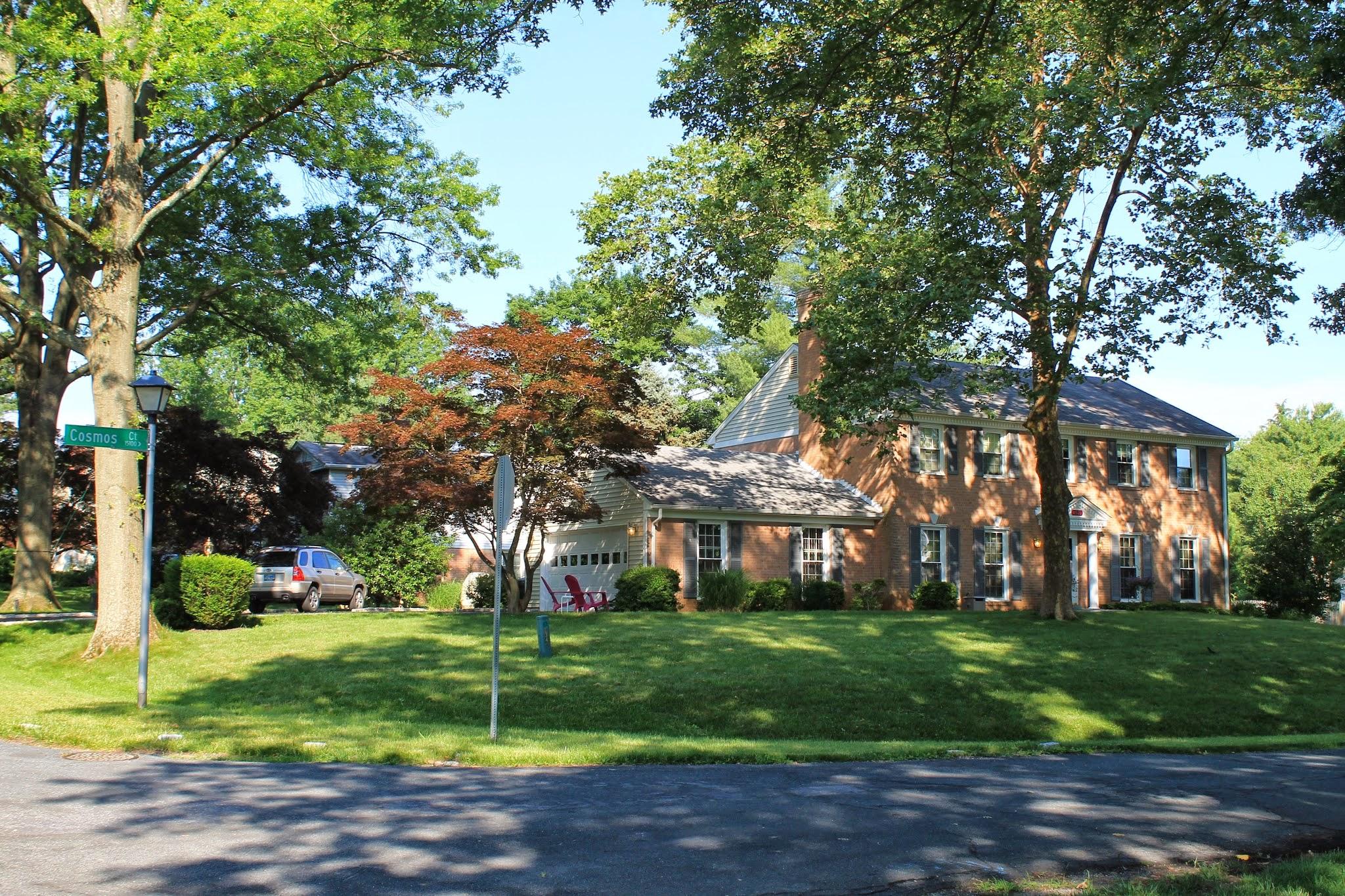 Home on Cosmos Court in Flower Valley neighborhood