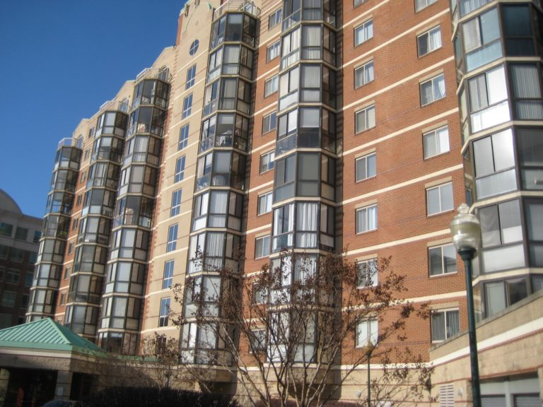 The Victoria condominium in Rockville Town Center
